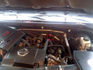 Nissan Frontier Nismo >> camshaft Position Sensor Replacment - Nissan Frontier Forum