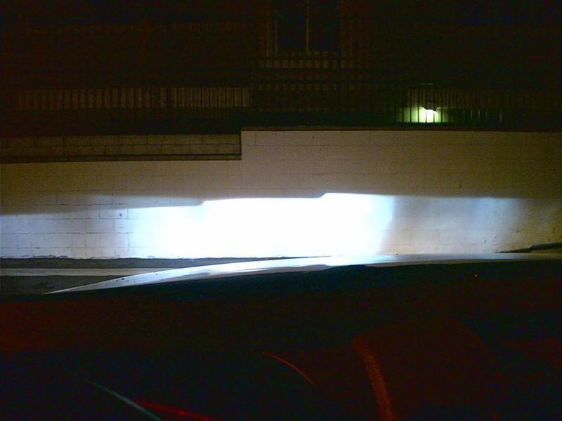 Projector headlight cut-off line - Nissan Frontier Forum