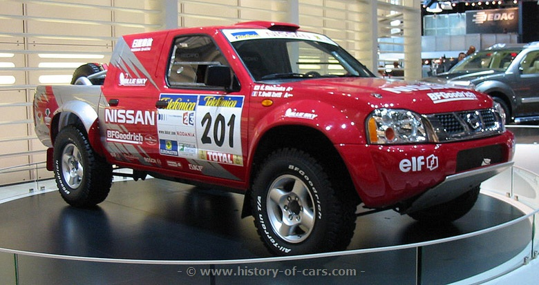 navara rally truck nissan frontier forum. Black Bedroom Furniture Sets. Home Design Ideas