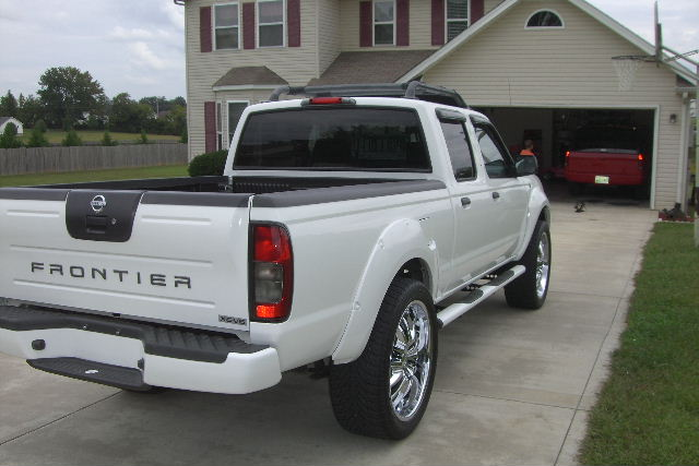 Exceptional Click Image For Larger Version Name: 2004 Nissan Frontier 006 Views:  13255