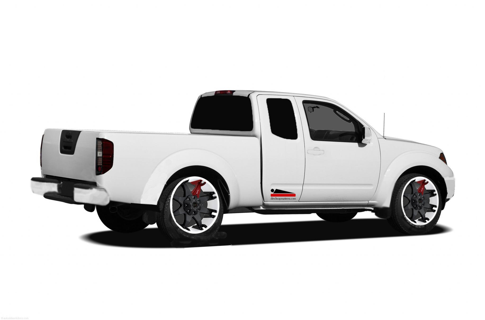 Here is a ps mock up of what im having done in a 20 fuel octane click image for larger version name 2010 nissan frontier truck xe vanachro Choice Image