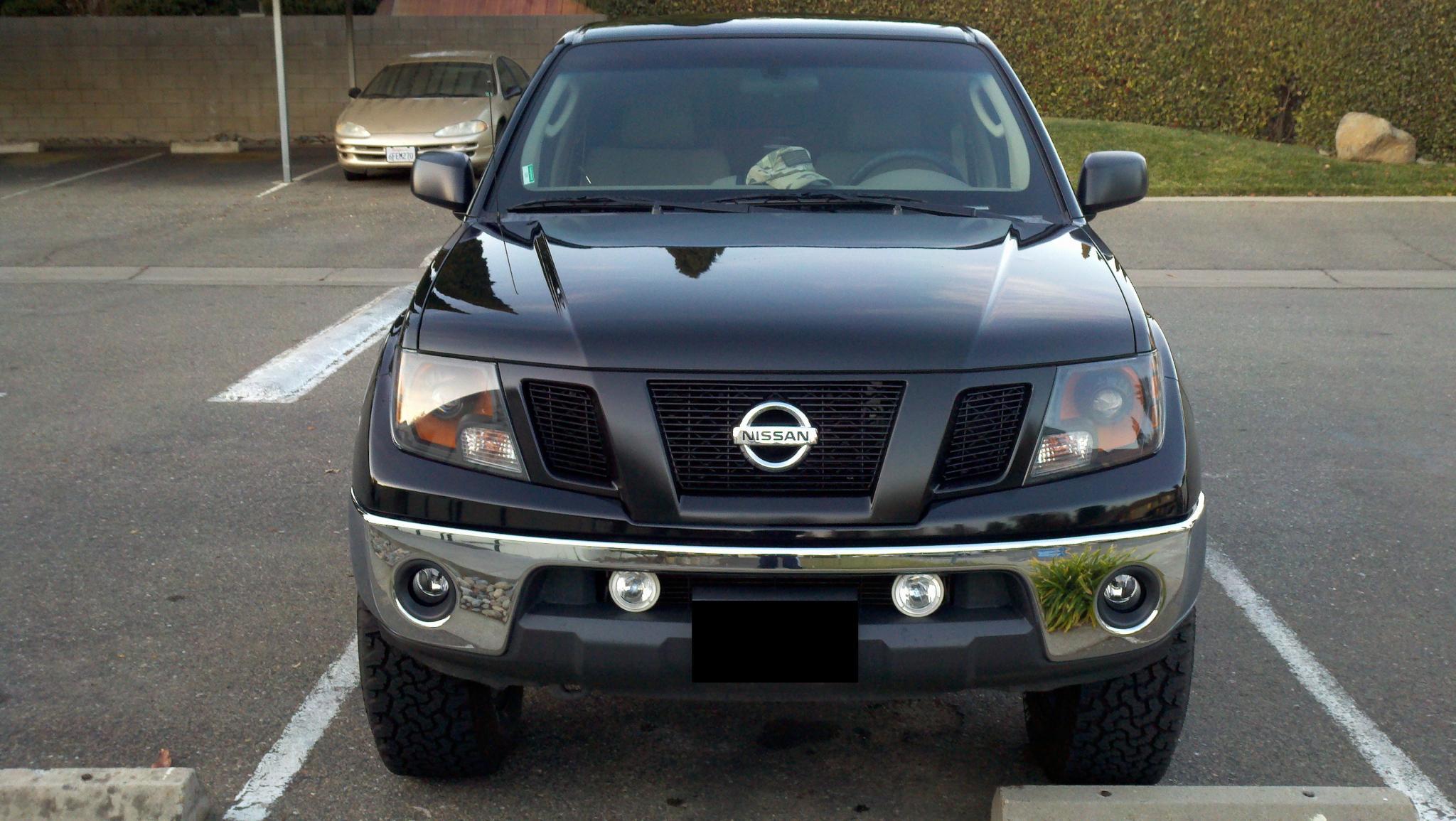 Retrofitted Projectors In Headlights Nissan Frontier Forum