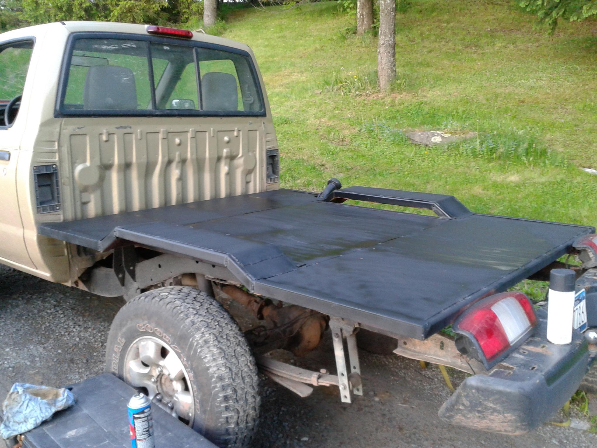 Custom truck bed - Nissan Frontier Forum