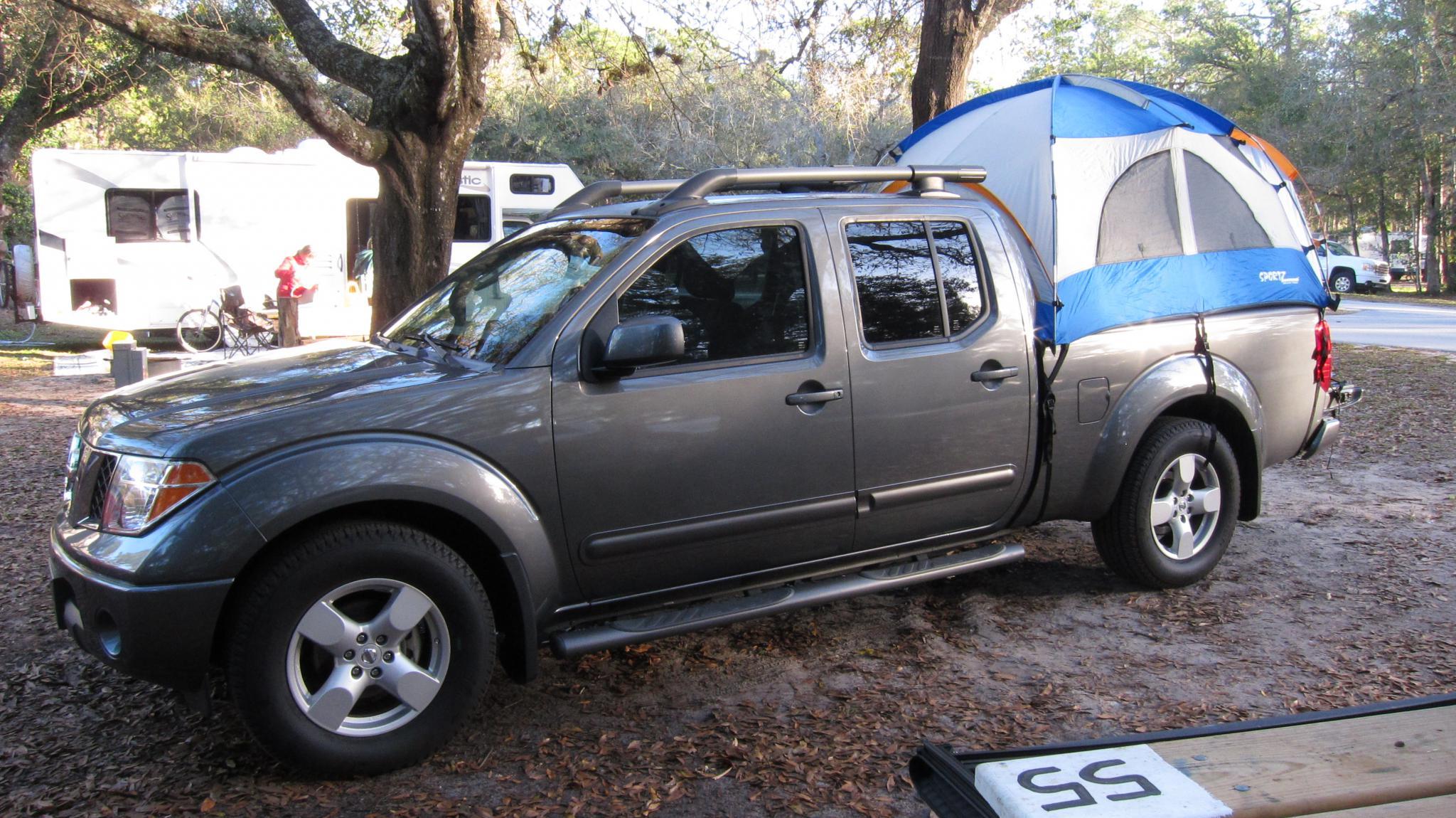 & Sportz Truck Tent - Nissan Frontier Forum