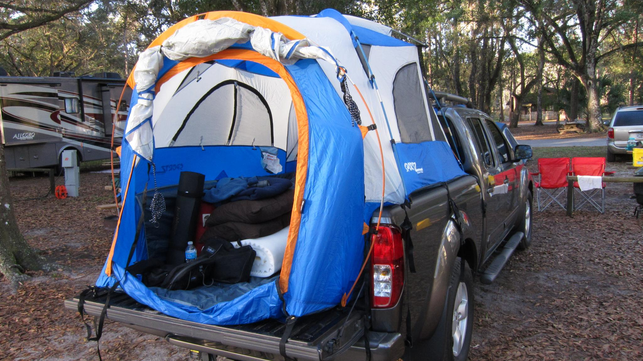 Attached Thumbnails & Sportz Truck Tent - Nissan Frontier Forum