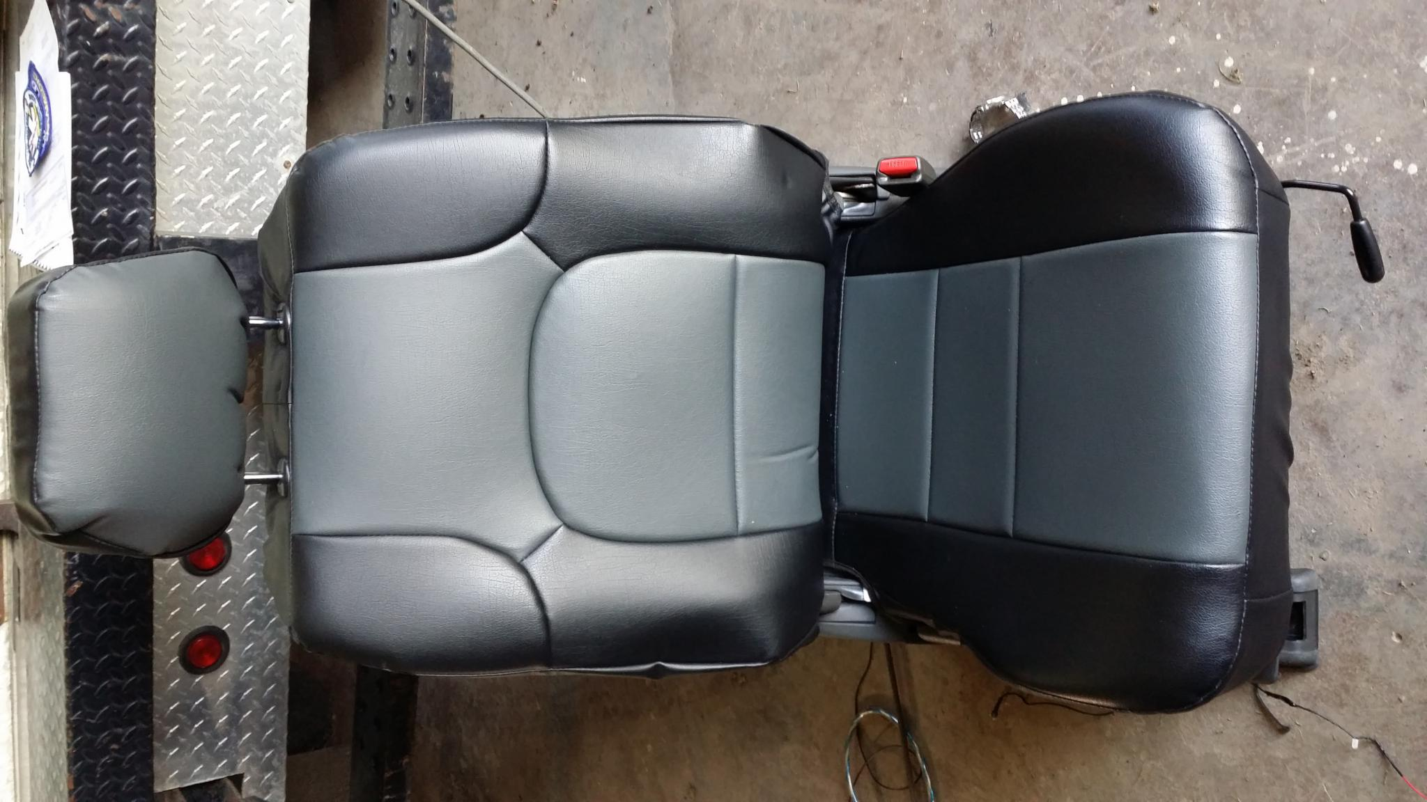 Fabulous Iggee Seat Covers For Crew Cab Nissan Frontier Forum Iggee Gamerscity Chair Design For Home Gamerscityorg