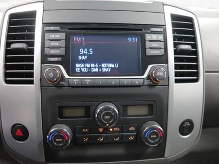 D Added Backup Camera Factory Radio Sv Nissan Frontier Sv No Nav Rear Cam
