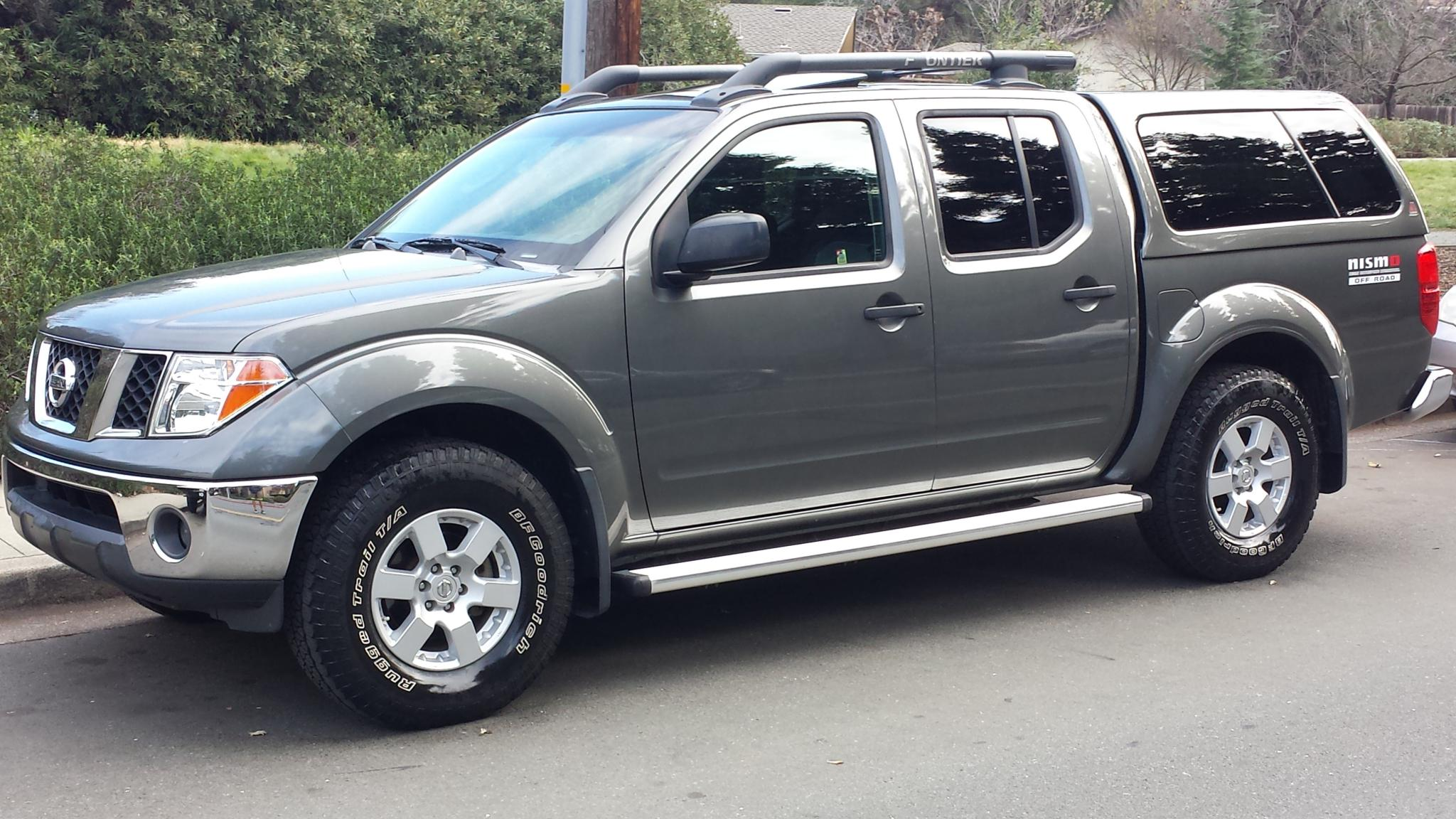 2005 frontier nismo crew cab 4wd gray nissan frontier forum click image for larger version name 20150122135242g views 290 size 3300 vanachro Gallery
