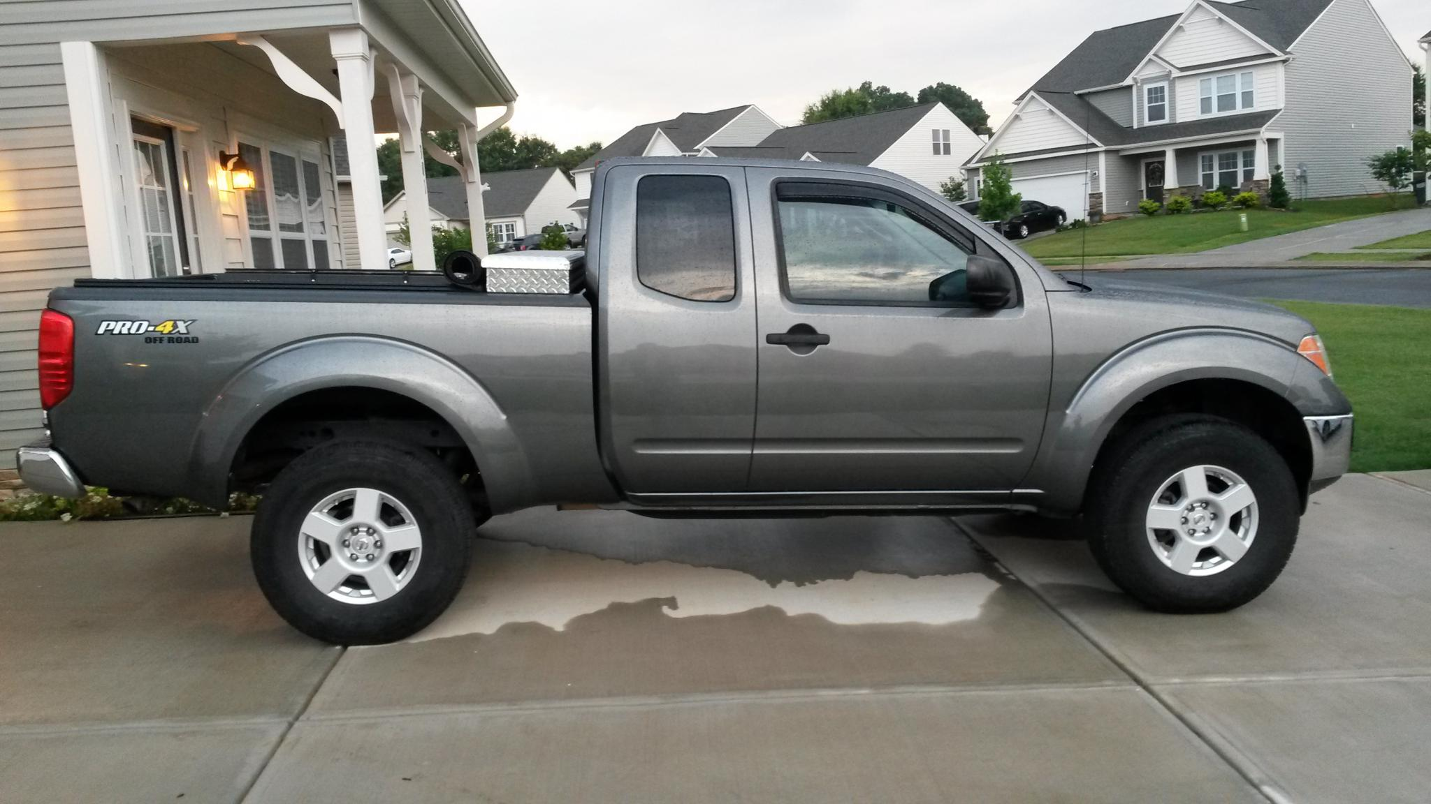 Ebay suspension lift product review - Nissan Frontier Forum
