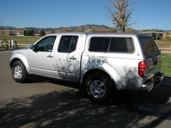 Camper shell Nismo Crew, '05 and newer? | Nissan Frontier Forum