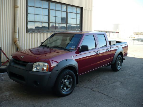 2003 Nissan Frontier Specs – Options. Features. Packages. Specs.