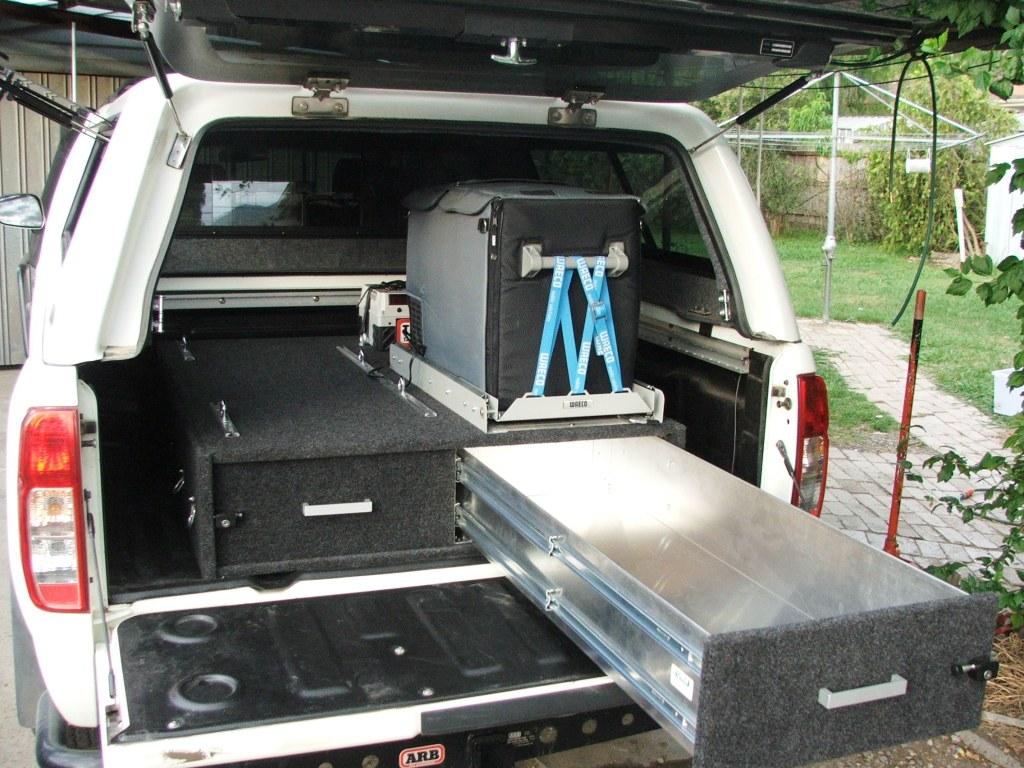 Custom Drawer System Nissan Frontier Forum