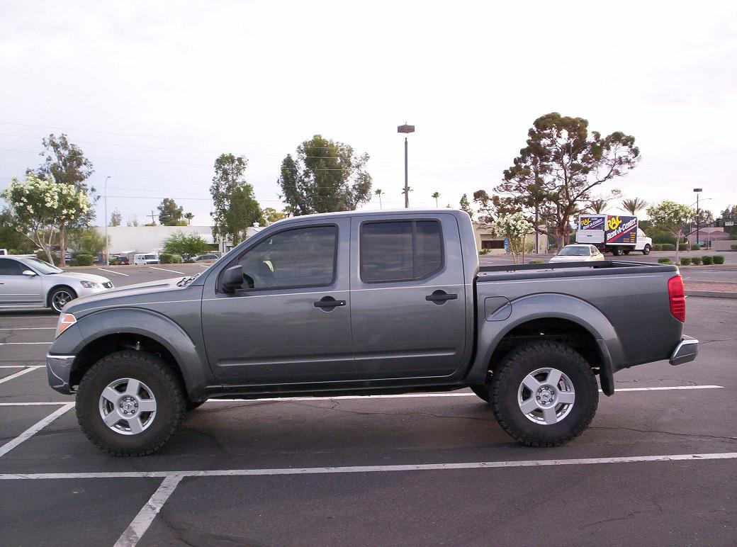 2 5 3 Quot Lift Kits Page 2 Nissan Frontier Forum