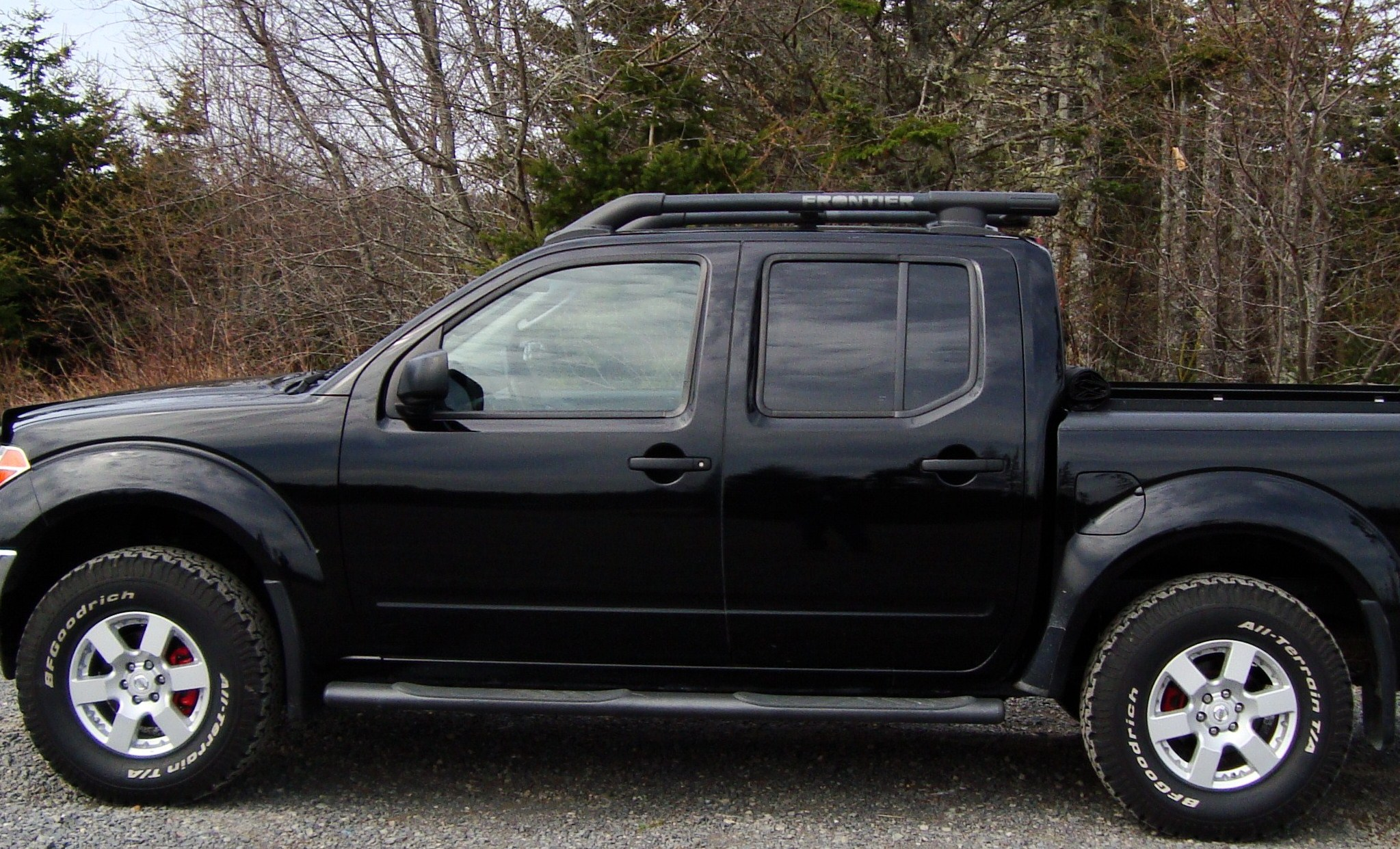 Ride heights before and after lifts - Nissan Frontier Forum