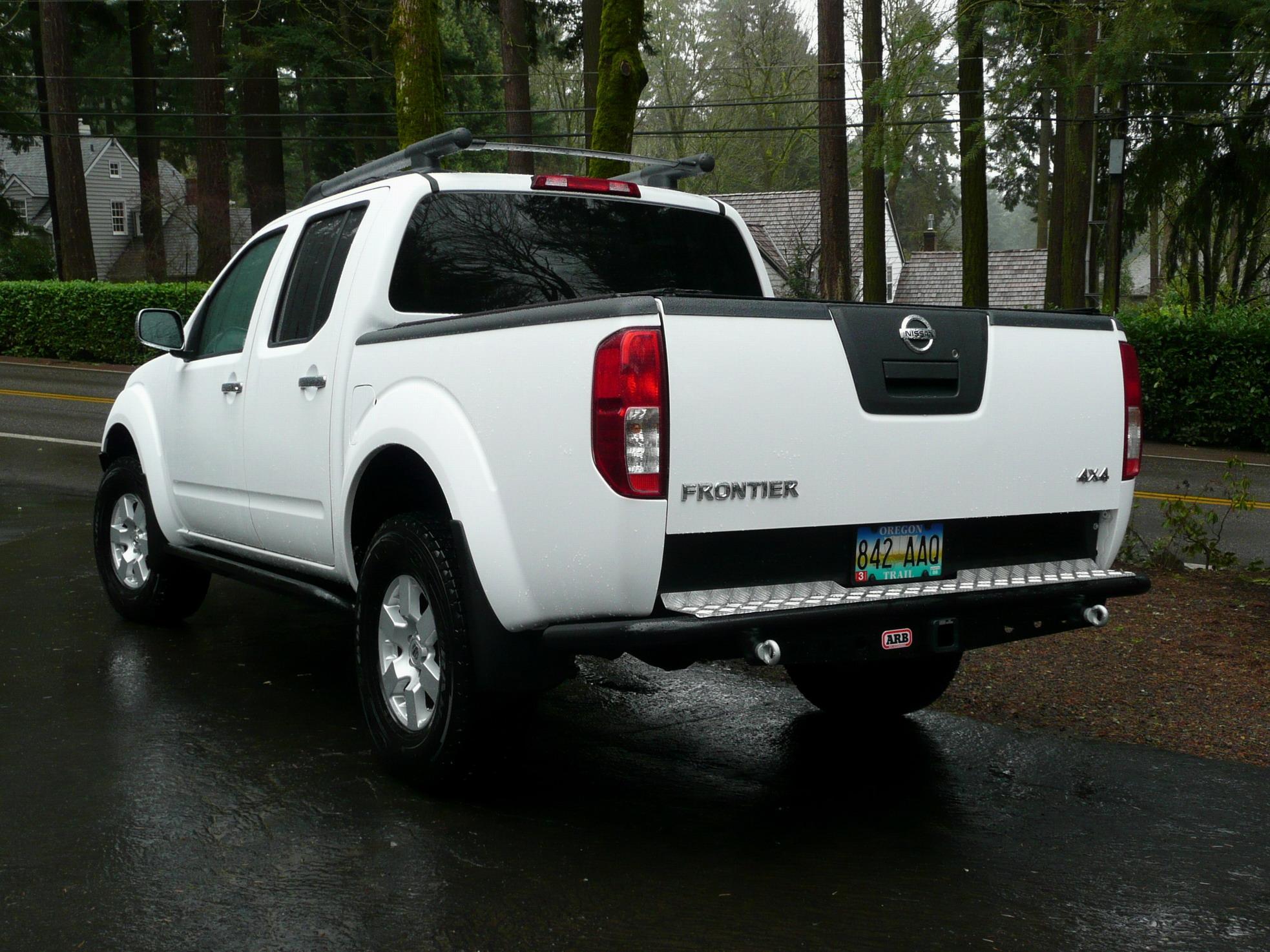 Bumper Choices Nissan Frontier Forum