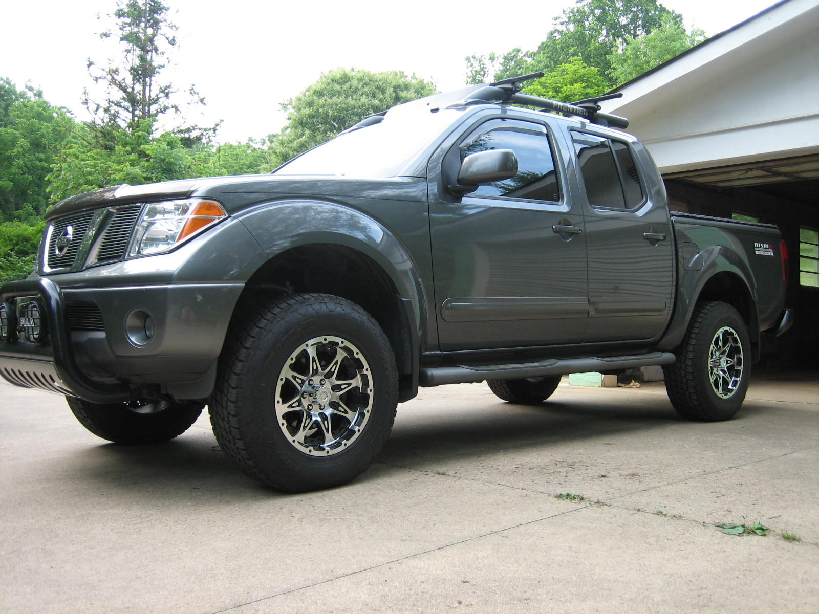 1 body liftne nissan frontier forum click image for larger version name bodylift on2010 6 14 vanachro Image collections