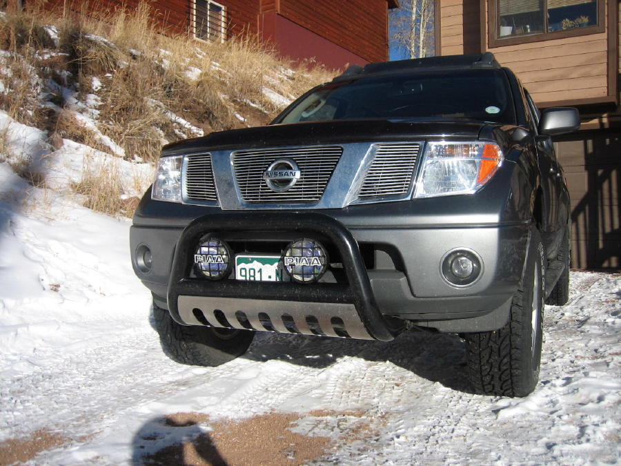 Anyone bought a Bull Nose Bar off of eBay? - Nissan Frontier Forum