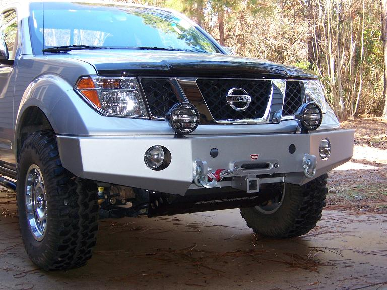 Kennesaw Mountain Bumper Nissan Frontier Forum
