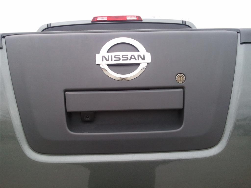 Pro 4x Frontier >> Where did you mount your backup camera? - Page 2 - Nissan Frontier Forum