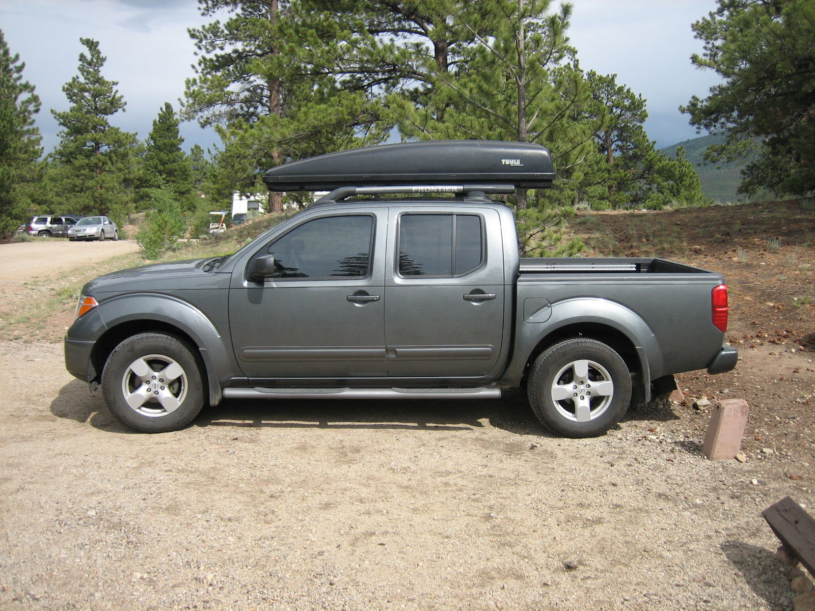 need a rack for my yak nissan frontier forum. Black Bedroom Furniture Sets. Home Design Ideas
