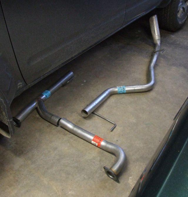 Dynomax 53453 Exhaust Y-Pipe