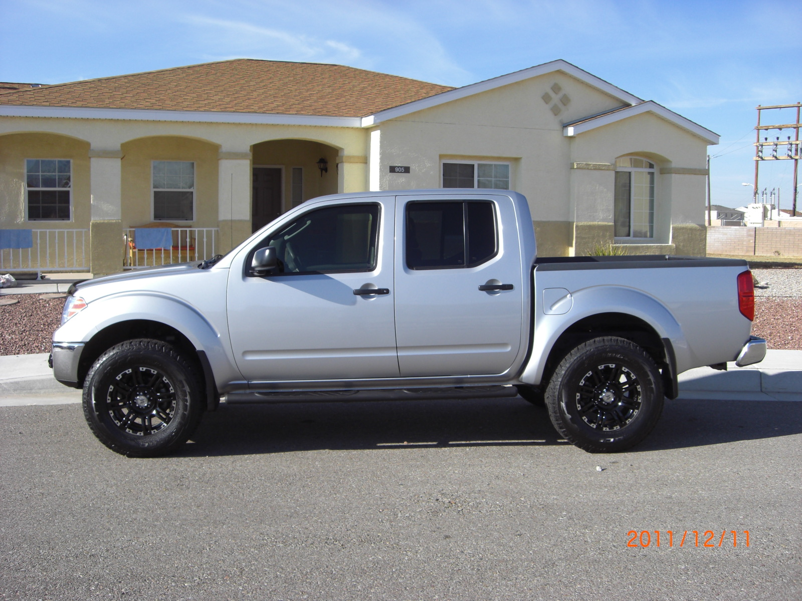 New wheels and tires on my 2010 nissan frontier forum click image for larger version name cimg6723g views 8737 size 6164 vanachro Choice Image