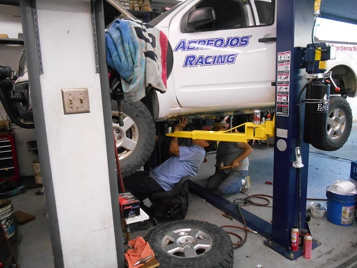Getting clutch replaced by mechanic  | Nissan Frontier Forum