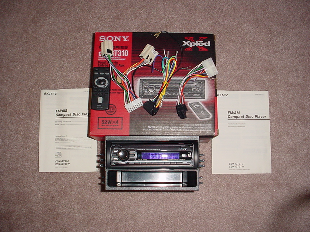 Sony Cdx Gt310 Wiring Diagrams Cd Mp3 Along With Xplod Player For Sale Nissan Frontier Forum Gt57up