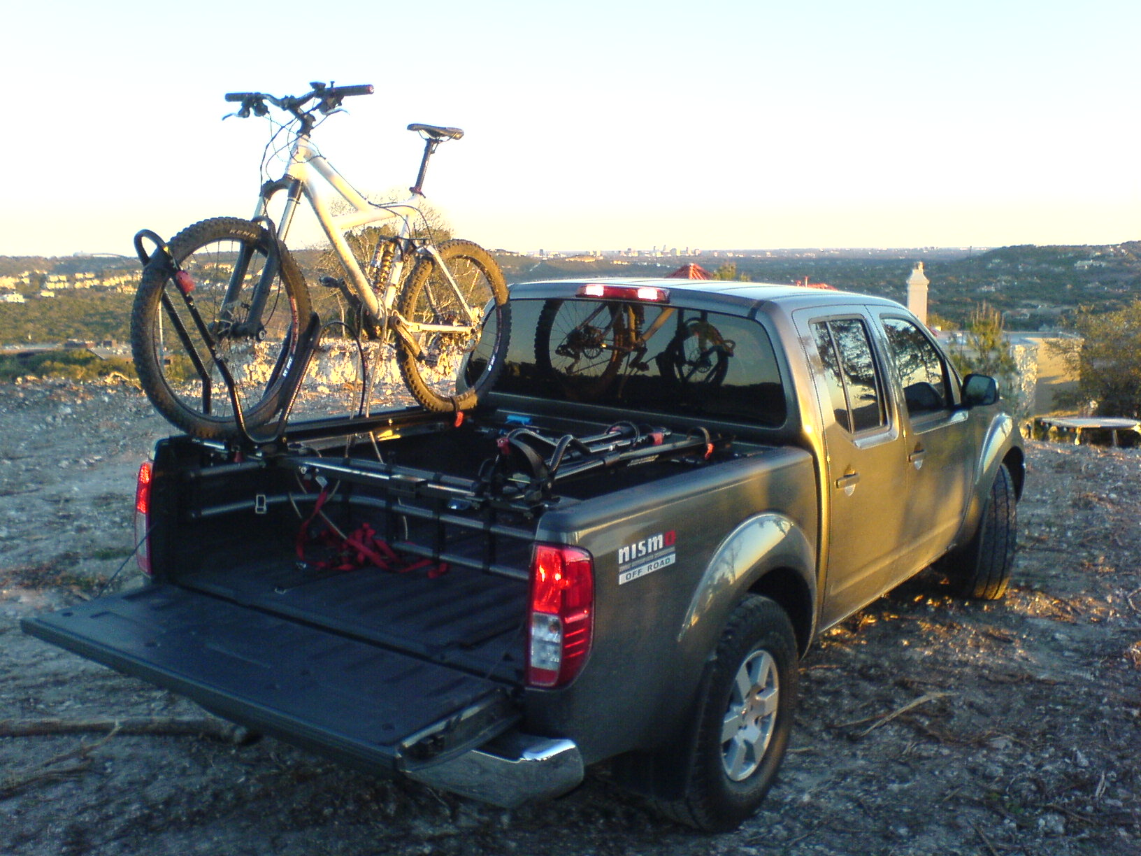 Snowboard Roof Rack >> Mountain Bike Roof Rack & Snowboard Roof Rack - Page 2 - Nissan Frontier Forum