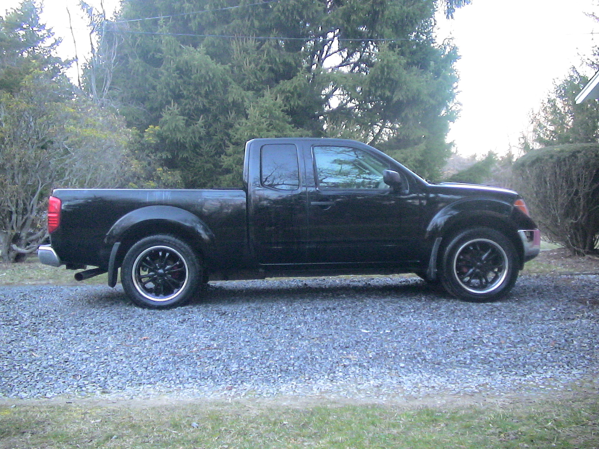 20's and lowering my 06 crew cab - Nissan Frontier Forum