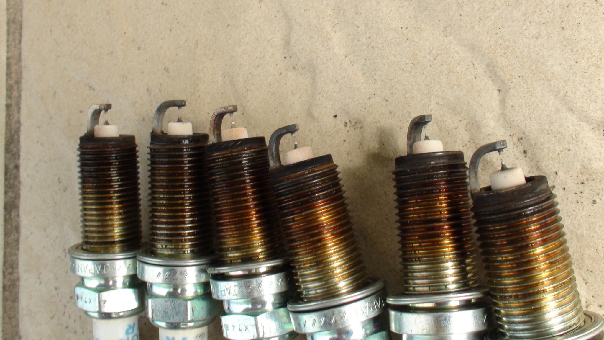 When To Change Spark Plugs >> 70k Spark Plug Change On 2nd Gen Should My Plugs Look Like This