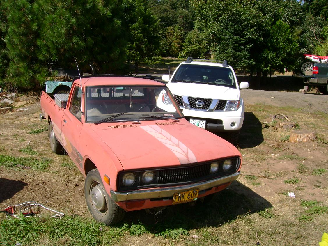 My 1978 Datsun 620 - Nissan Frontier Forum
