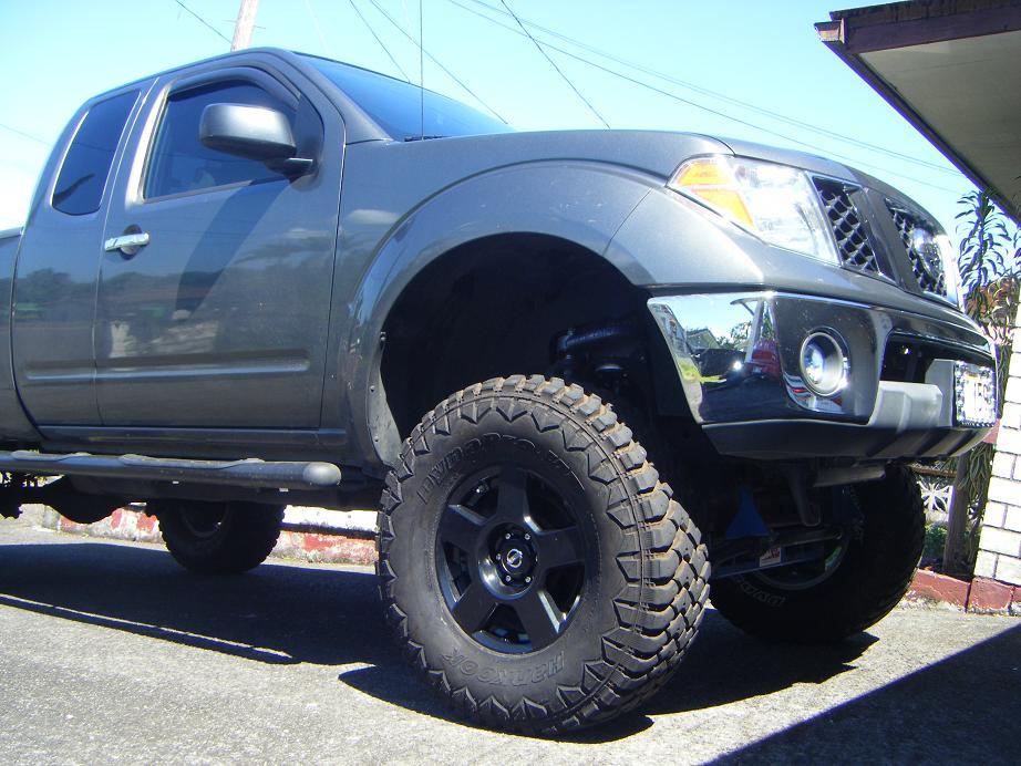 Hankook Tire - Reviews - Nissan Frontier Forum