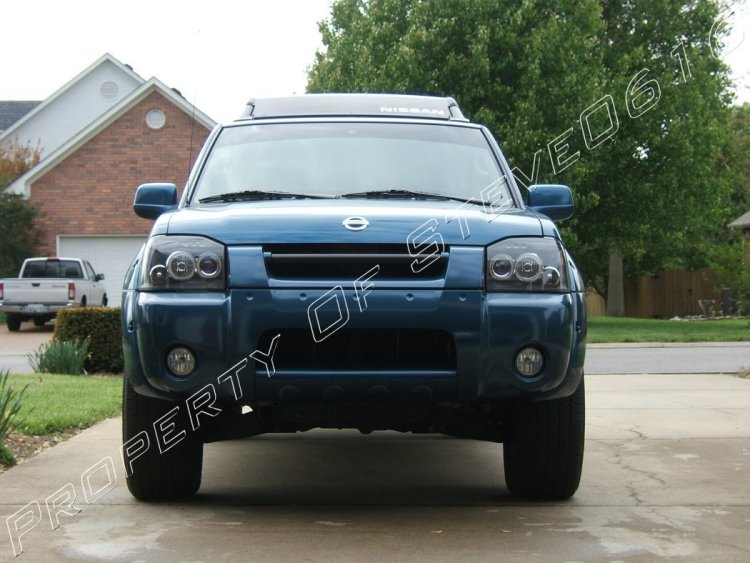2004 Nissan Frontier Headlights Source Abuse Report