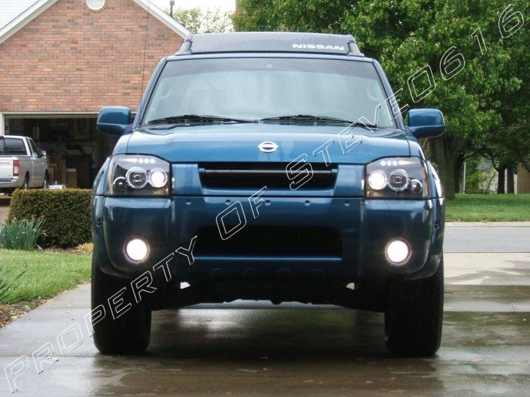 2004 Projector Headlight Pictures Nissan Frontier Forum