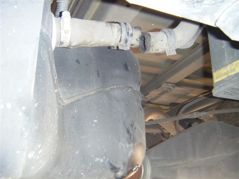 Fuel Tank Replacement - Nissan Frontier Forum