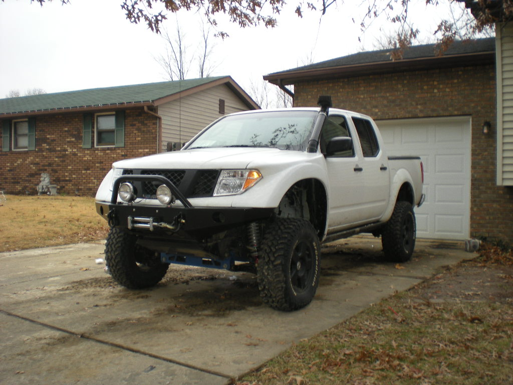 The shrockworks front bumper install thread nissan frontier forum click image for larger version name dscn0330g views 8915 size 1795 vanachro Image collections