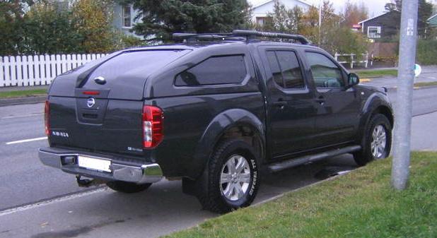 Slant Back Cap For Frontier Nissan Frontier Forum