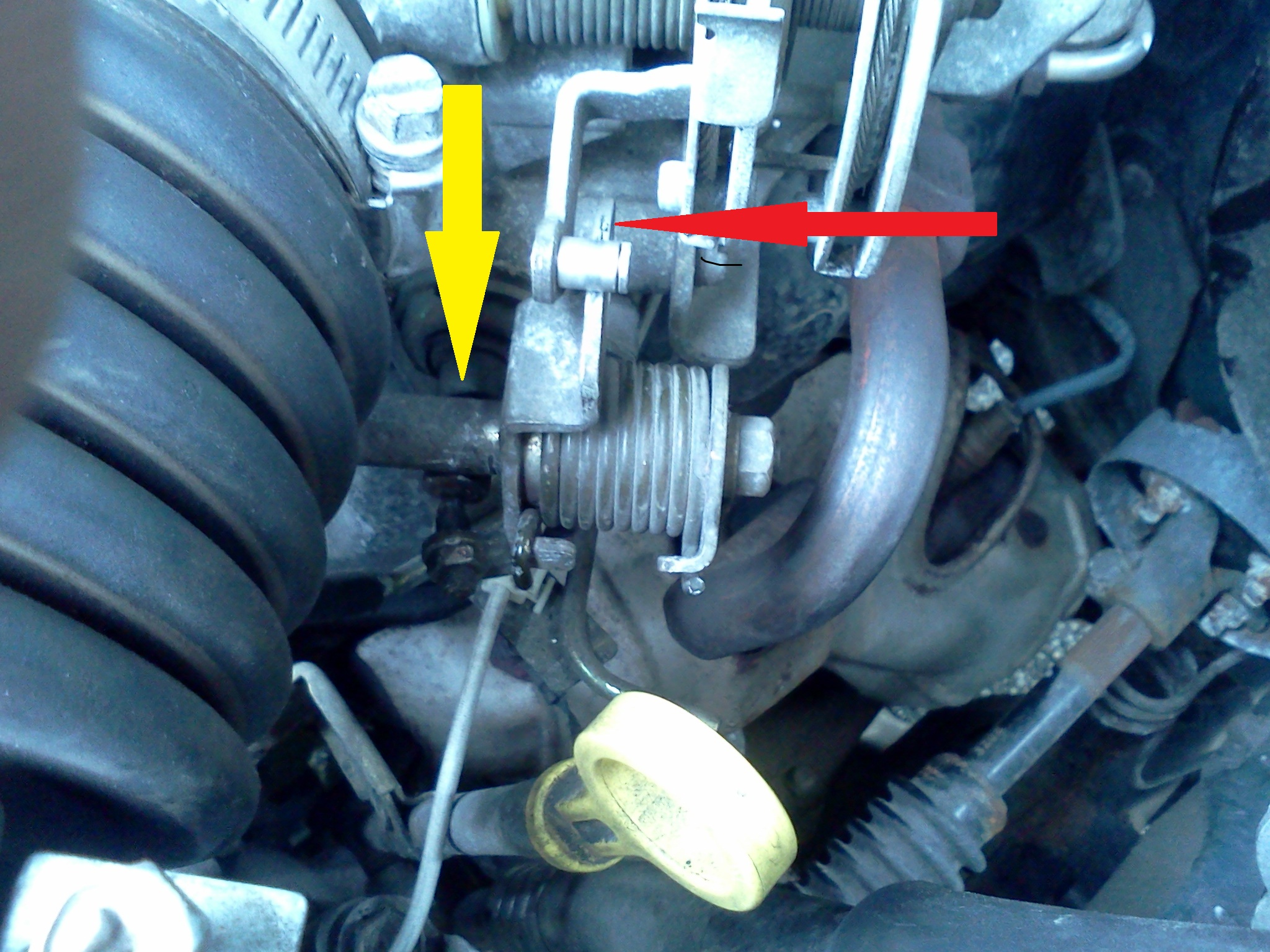 32247d1307229265 idle screwed up after replacing knock sensor frontier idle issue idle screwed up after replacing knock sensor nissan frontier forum 2003 nissan xterra knock sensor wiring harness at bayanpartner.co