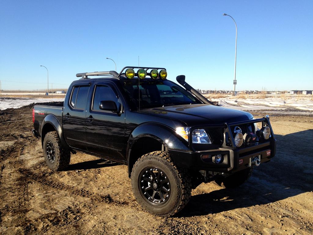 Pro-4X build - Nissan Frontier Forum
