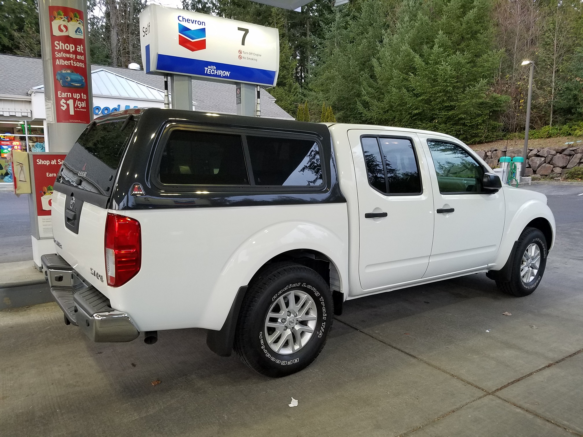 Should I sell my canopy? How much? - Nissan Frontier Forum