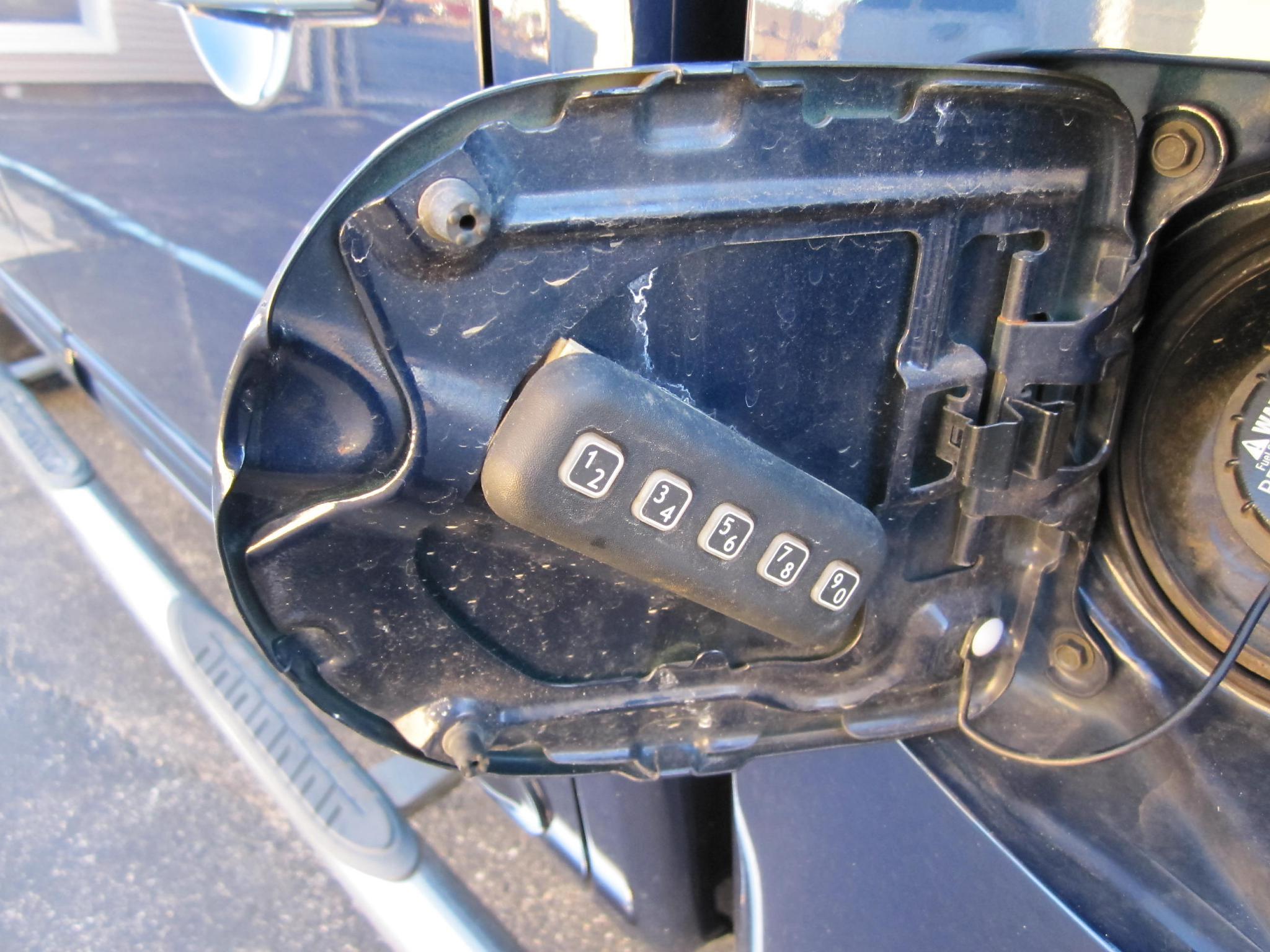 Fords Door Keypad Ar15