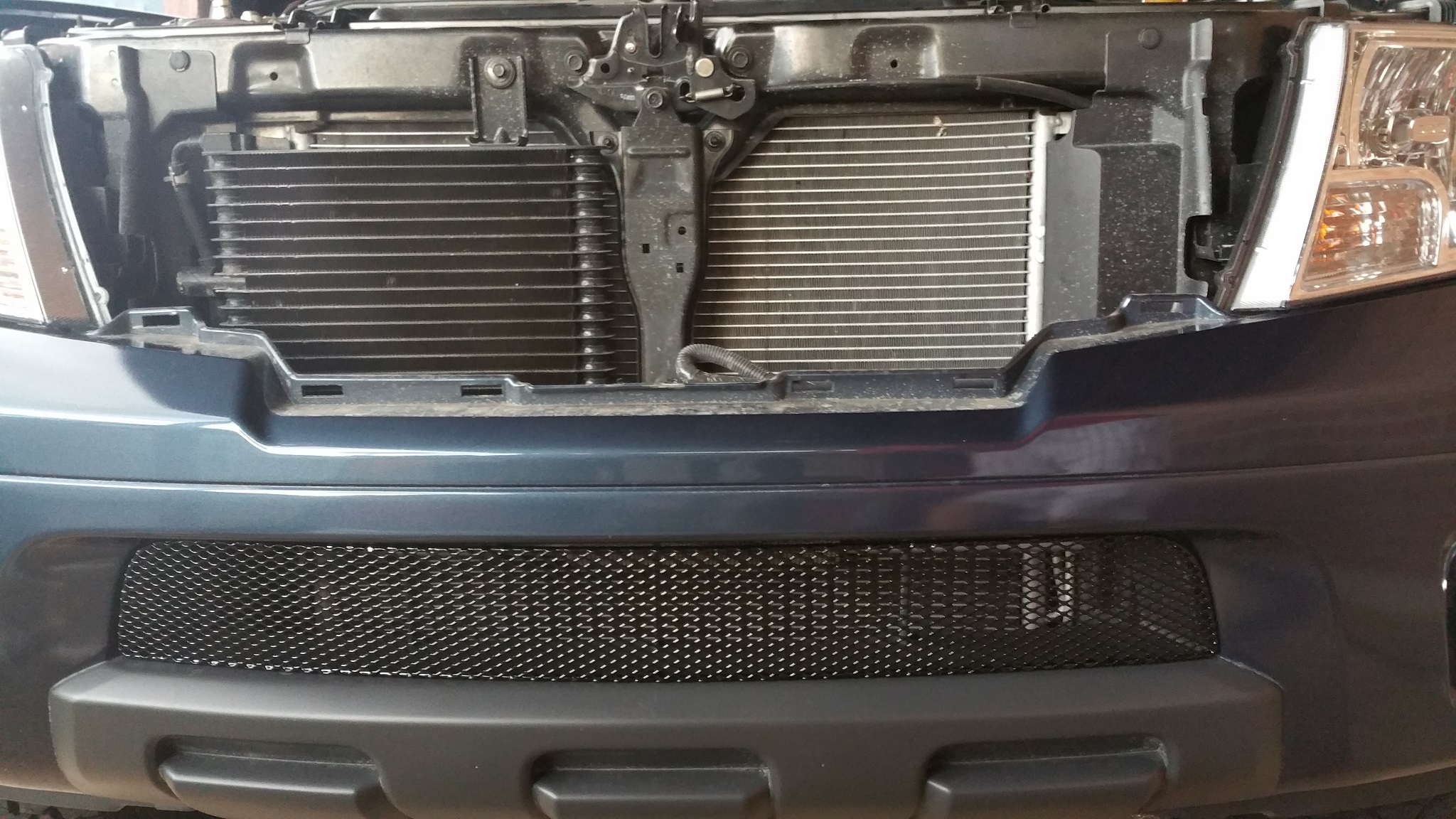 lower grill nissan frontier forum lower grill nissan frontier forum