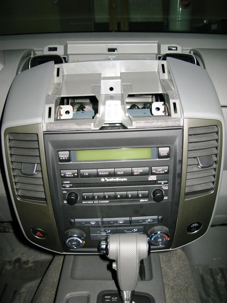 2010 Frontier Radio Upgrade Nissan Frontier Forum