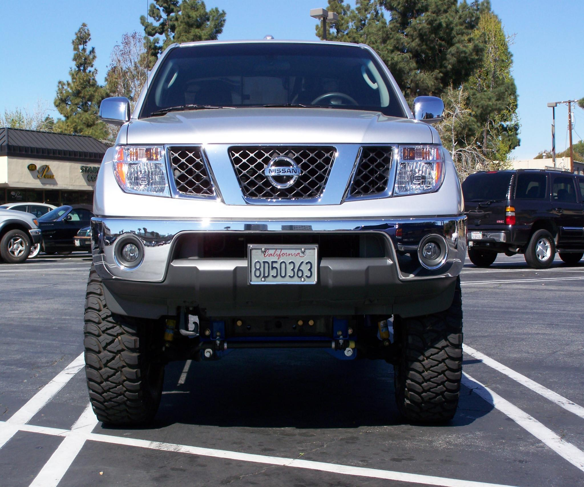 1998 Nissan Frontier King Cab Suspension: Nissan Frontier Forum