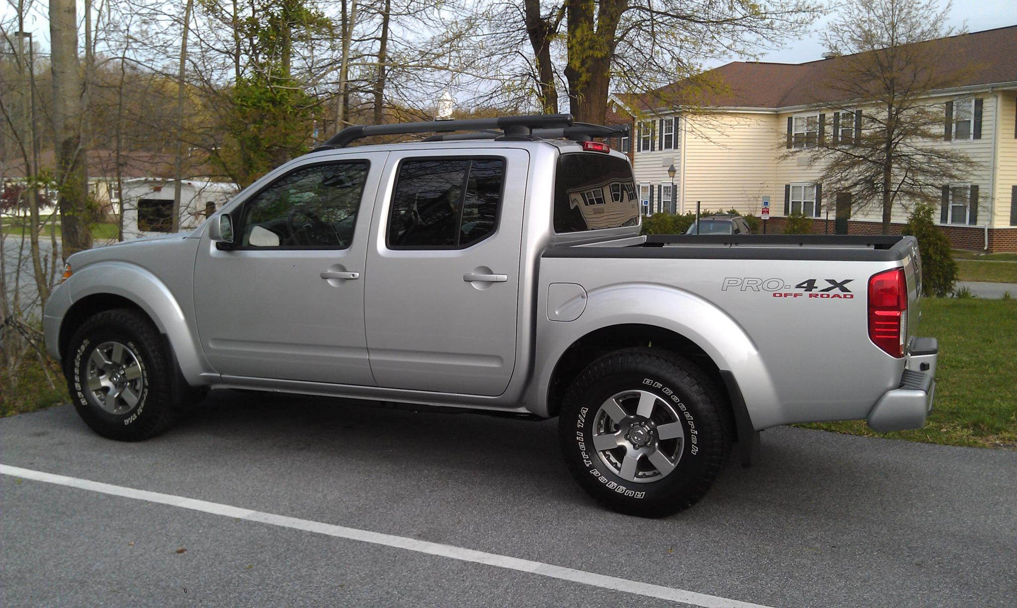 new pro-4x from delaware - nissan frontier forum