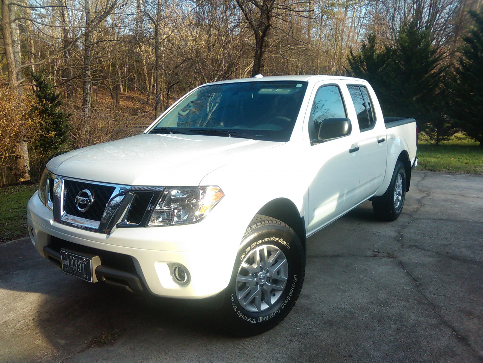 2016 white sv crew cab nissan frontier forum 2016 white sv crew cab imag1555g publicscrutiny Image collections