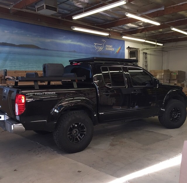 after market roof rack for 2015 crew cab nissan frontier. Black Bedroom Furniture Sets. Home Design Ideas