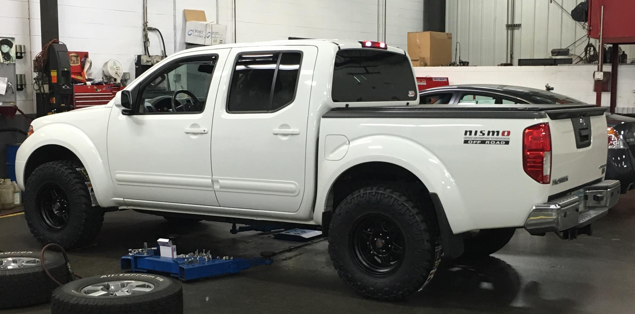 285 75r16 All Terrain Tires >> 265/75r16 vs 285/75r16 duratracs in winter weather? - Page 2 - Nissan Frontier Forum