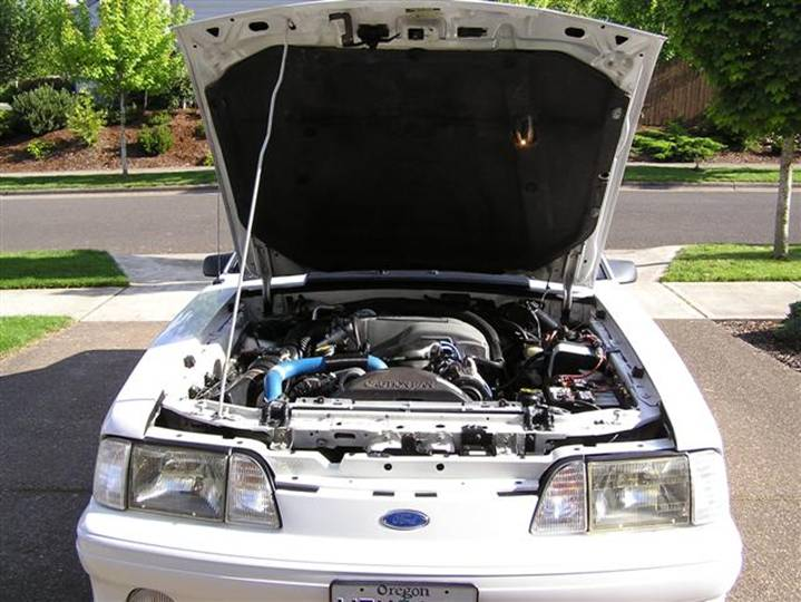 1999 Mustang Gt With C O Suspension Nissan Frontier Forum